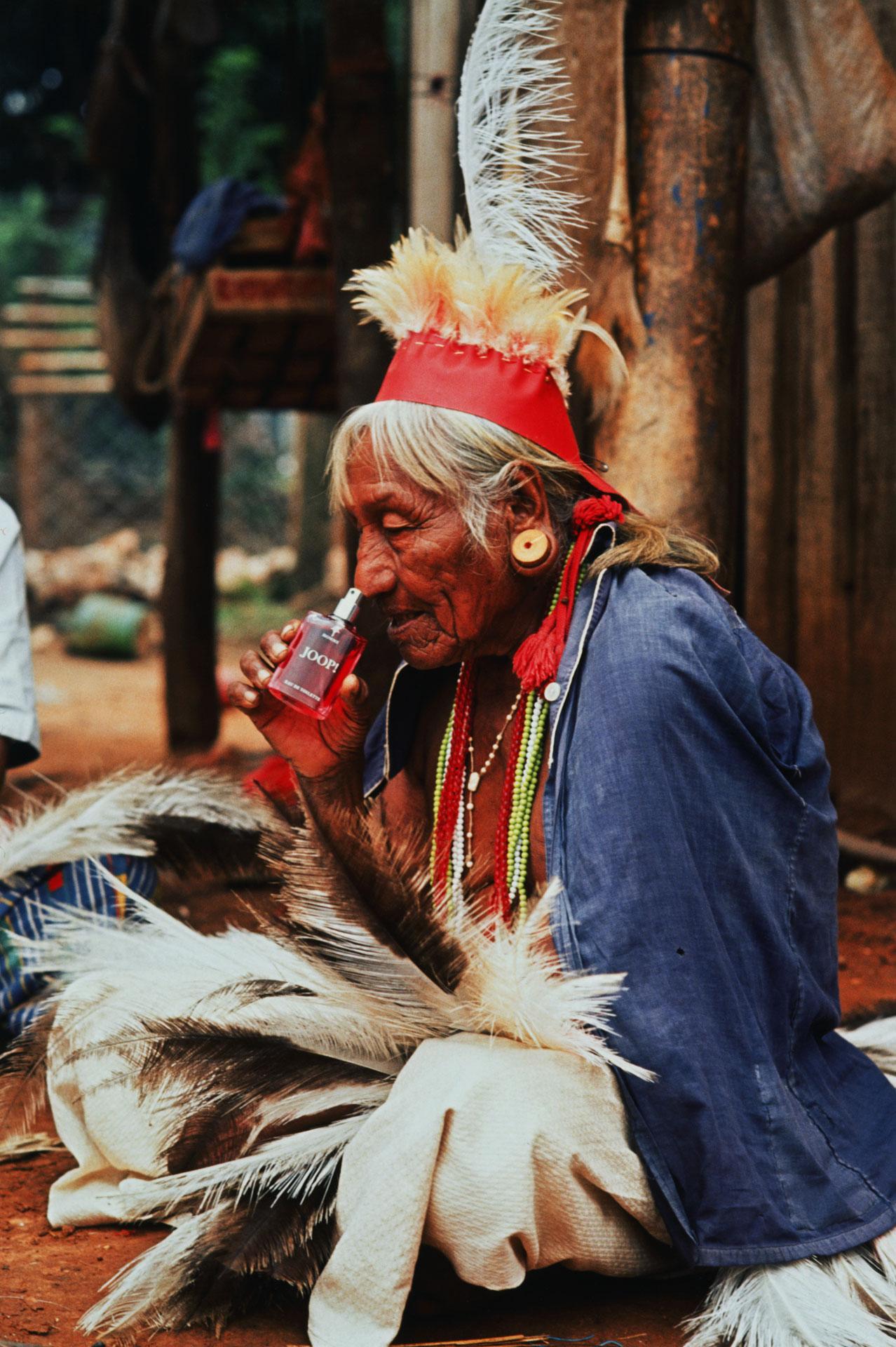 Indianer. Joop. © 2004 Gabo/Agentur Focus