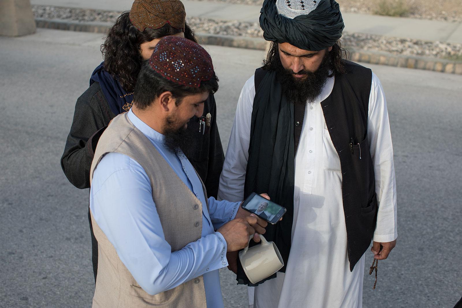 Wahlempfehlungen der Taliban