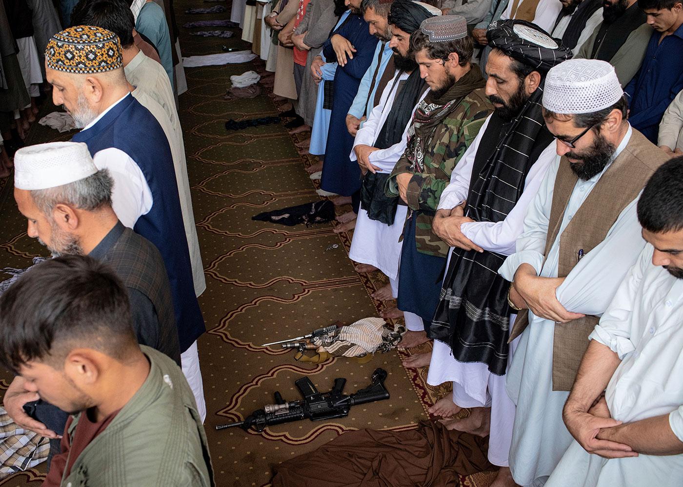 Taliban Machtübernahme Afghanistan